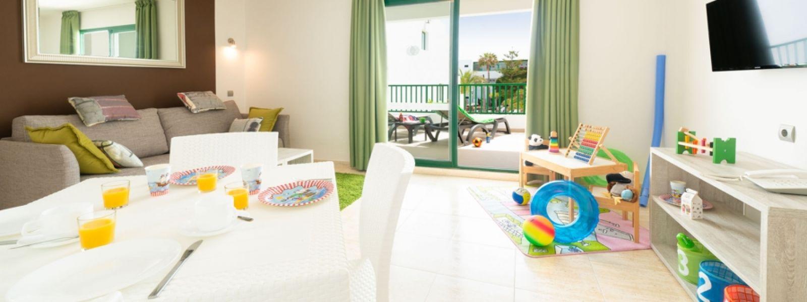Galeon playa friendly apartments
